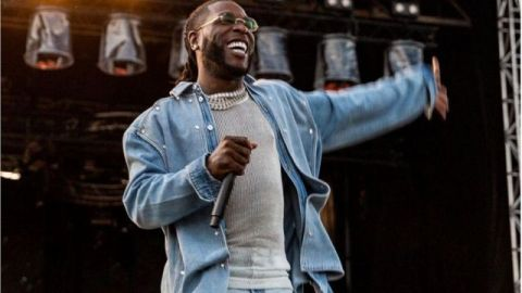 """Burna Boy Brags As He Claims; """"I Sold Out 02 Arena Myself, At The Prices I Wanted"""""""