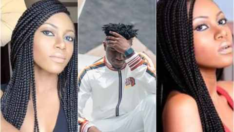 Yvonne Nelson creates buzz online after referring to Nasty Blaq as her babies' daddy