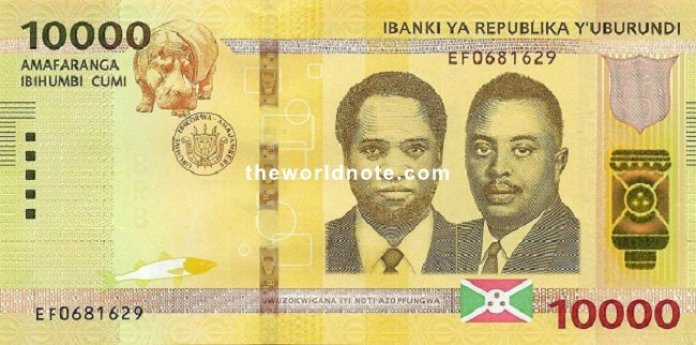 10 Weakest Currencies In Africa & Their Exchange Rates 2021. 73