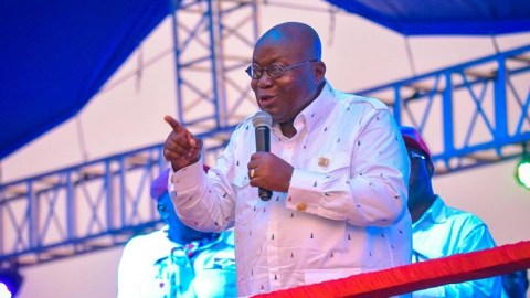 """""""NPP's new presidential candidate will win 2024 elections due to my good works"""" – President Akufo-Addo"""