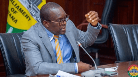 'NPP used money to snatch seat from NDC in last minutes'- Alban Bagbin reveals