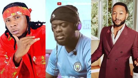Mugeez Is A Better Singer Than John Legend – Kwadwo Sheldon Lauds Mugeez