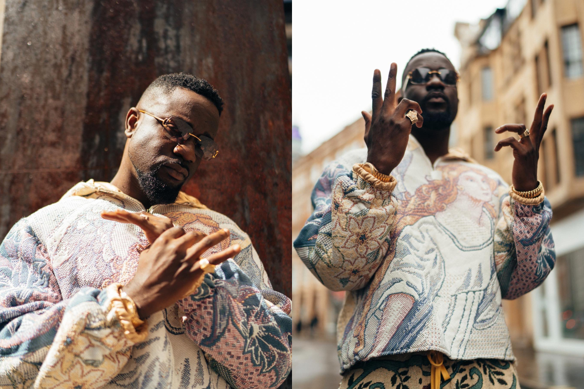 """Fans Pressure Can Make Artiste Deliver Wack Songs On A Project That's Why I Dubbed It """"No Pressure"""" - Sarkodie On His Album Title Inspiration"""