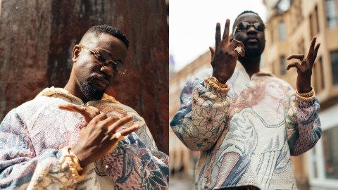 """Fans Pressure Can Make Artiste Deliver Wack Songs On A Project That's Why I Dubbed It """"No Pressure"""" – Sarkodie On His Album Title Inspiration"""