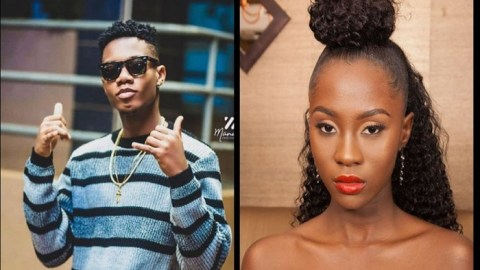 Cina Soul Solidifies Her Dating Rumours With Kidi Following Her Recent Assertion On His Latest Photo
