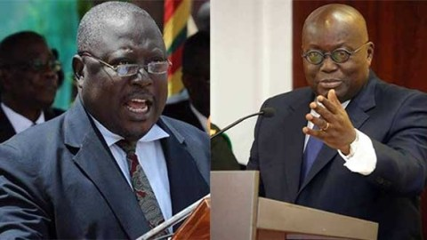I don't regret appointing Martin Amidu as Special Prosecutor – Akufo-Addo