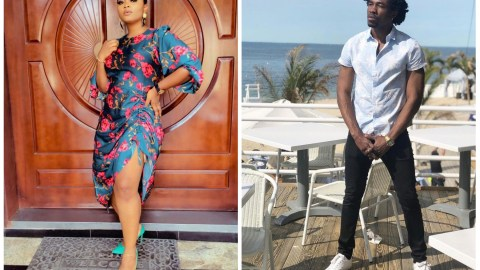 BBNaija 2021: Viewers Slam Tega For Doing 'Stuff' Under The Sheet With Boma Despite Being A Married Woman