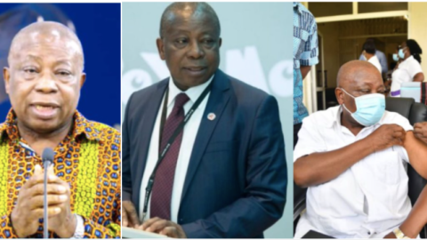"""""""Health Minister Kwaku Agyemang-Manu should be jailed; he's a threat to our Health Security – Netizens"""