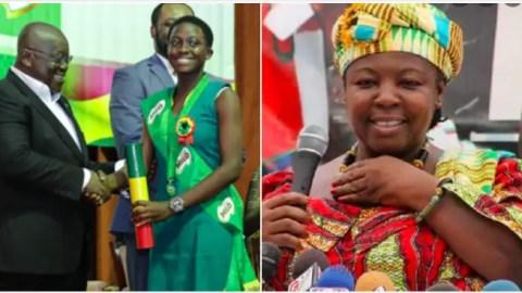 Apart from Free SHS, Akufo Addo has nothing to boast of – CPP's Nana Akosua Sarpong