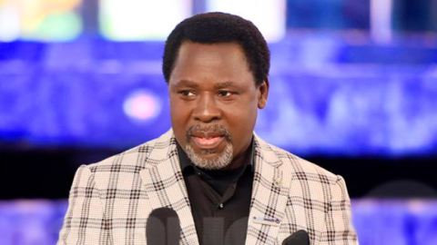 TB Joshua Reportedly Asked Bank Details Of Parents To Pay The N200M Ransom For The Release Of Kidnapped Pupil But He Died The Same Day