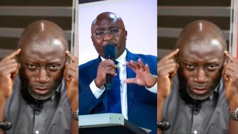 """""""Since the economy is under the attack of demons, Bawumia must step down for Osofo Kyirabosom to take over"""" – Kofi Koranteng goes hard"""