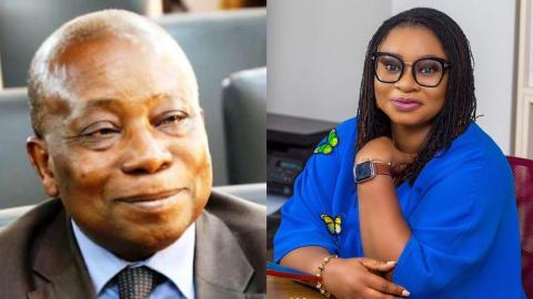 Vawulence: Charlotte Osei shades Health Minister Kwaku Agyeman-Manu & NPP gov't, says they're been dealt with by Karma