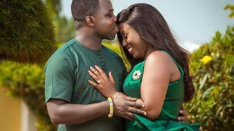 '16 years ago, I married the best husband'- Diana Hamilton shares throwback collage video to mark wedding anniversary