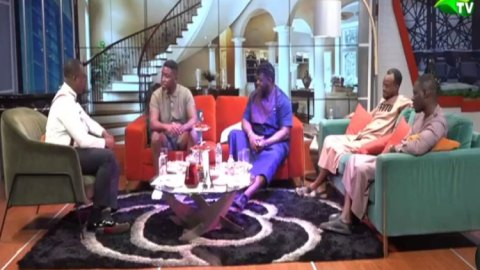 See Moment A Plus Erupted With Anger And Unleashed Insults On Halifax On United Showbiz [Video]