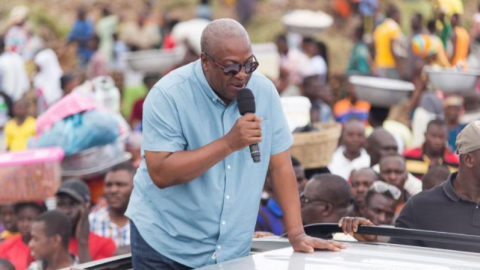 NDC won the 2020 polls but our arms were twisted, 2024 is ours – Mahama