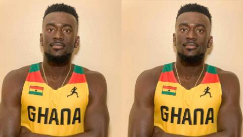 Tokyo 2020: Joseph Amoah Out Of The Men's 200 Meters Final