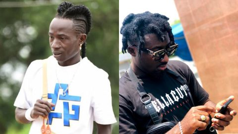 'Wo maame tw3'- Patapaa not done with Amerado as he comes for him again in new video