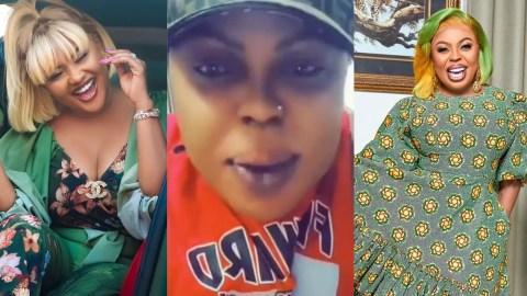 I Will Take You To Ankafo – Nana Ama McBrown Teases Afia Schwarzenegger After Her Crazy TikTok Video
