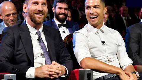 GOAT debate settled: Cristiano Ronaldo is the greatest player of all time – Former player cum pundit, Gary Neville