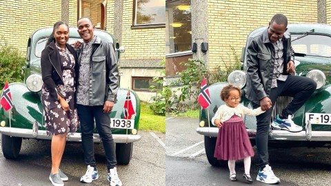 Rapper Gemini After A Long Break From Music, Resurfaces With Lovely Photos Of His Family
