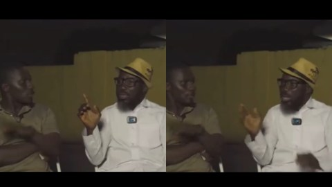 Big Akwes Puts Zionfelix On The Hotspot On His Own Show Over Impregnating Two Women