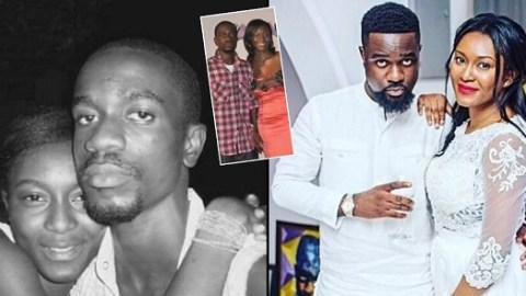 Sarkodie reveals how he used to react whenever Tracy cancelled plans to visit him at home [Video]