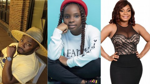 Daughter Of Beverly Afaglo And Choirmaster, Celebrates 9th Birthday With Adorable Photos