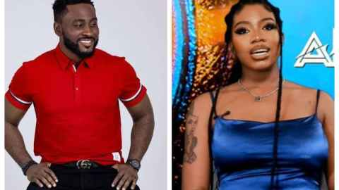 BBNaija 2021: Pere And Angel Qualify For The Final After Successfully Completing Their Task In The White Room