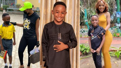 I'm Doing What A Man Should Do – Akuapem Poloo Says To Inspire Her Son