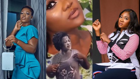 Mercy Johnson Shows Love To TikTok Star Asantewaa After She Imitated Her Perfectly