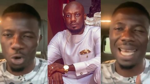 Kwaku Manu Unleashes His Anger On Nkonkonsa After False Publication About His Divorce (video)