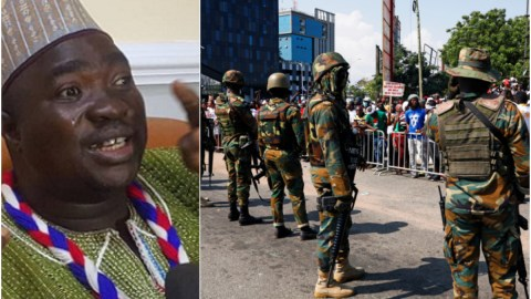 I said NDC members who attack govt must not apply for security services recruitment – NPP NE Chair clarifies