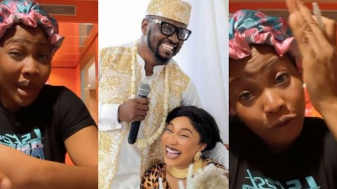 """Doris Ogala Drags Prince Kpokogiri Again Over The Lexus He Claims Tonto Dikeh Seized, Says  """"A Fairly Used Car That's Not Up To N15M"""""""