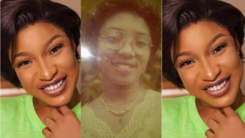 Tonto Dikeh celebrates her lookalike mother who suddenly died when she was only 4 years old