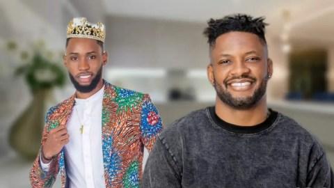 BBNaija 2021: Emmanuel Reveals Why He Picked Cross As Deputy Head Of House