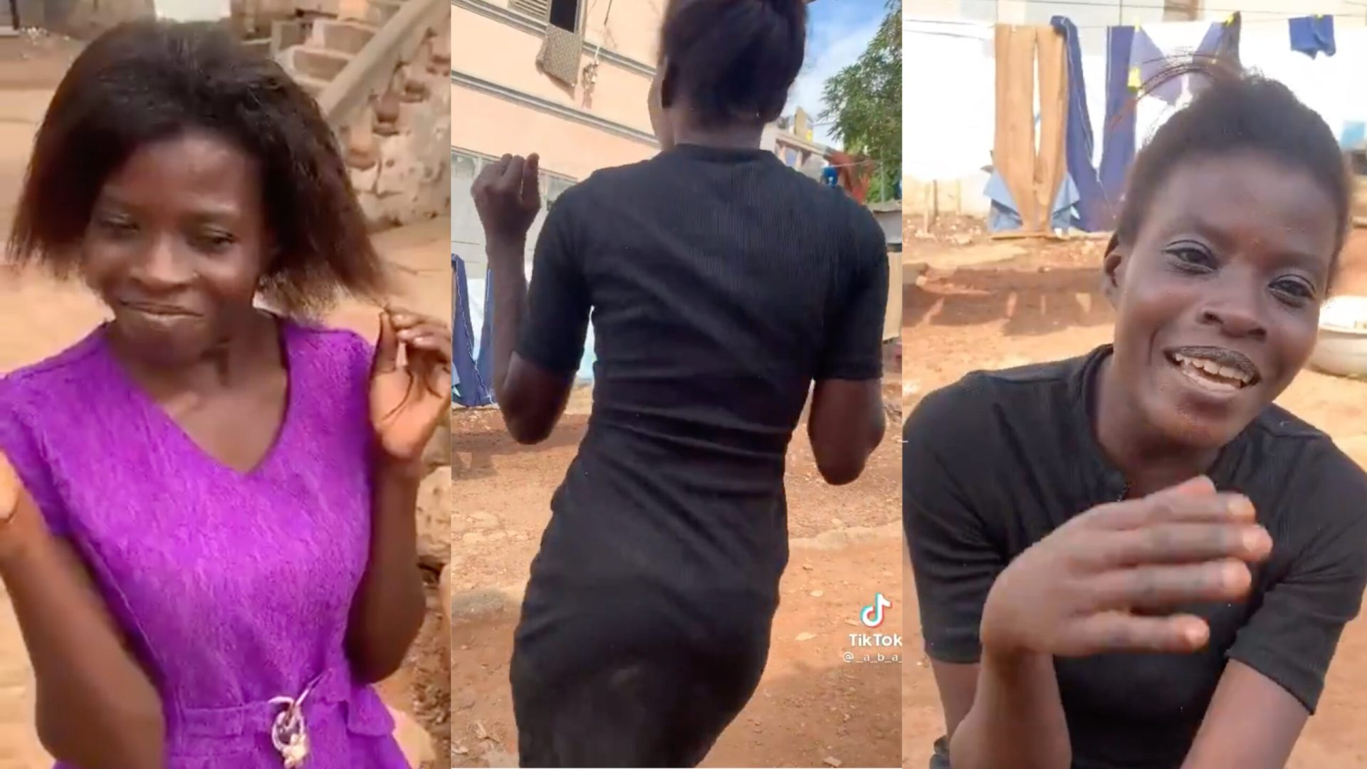 """'I'm sweet, beautiful and se.xy, I need a boyfriend"""" – Unassuming lady woos men, flaunts her flat backside in video"""