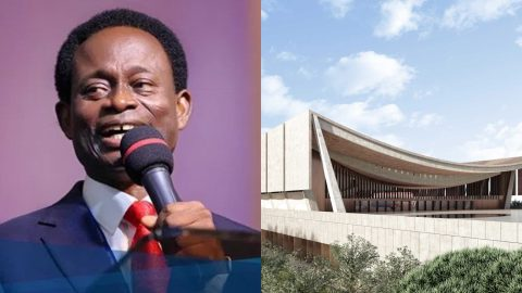 I pray God forgives those who are criticizing the building of the National Cathedral – Apostle Opoku Onyinah