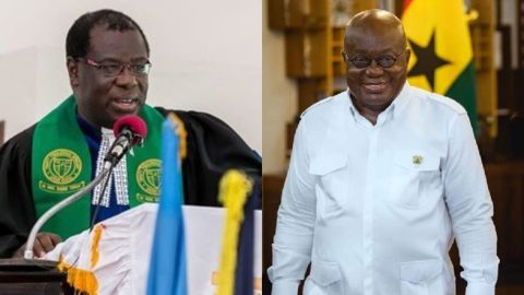 People who criticize President Akufo-Addo are witches – Moderator, Presby Church