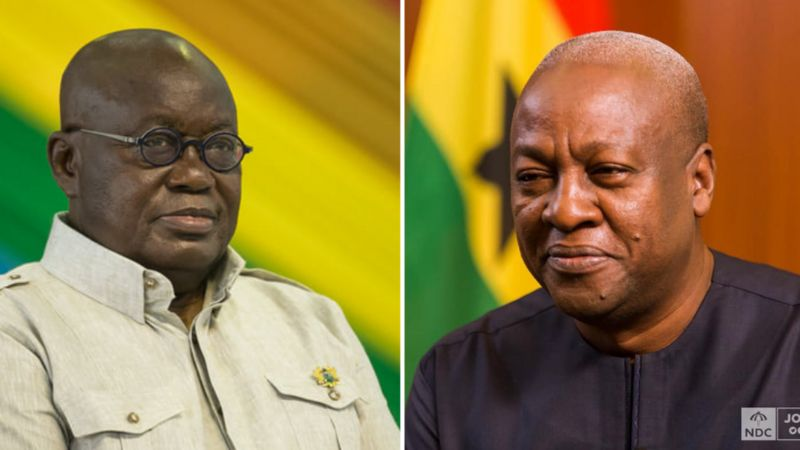 John Mahama can't lecture me on economic management, he was abysmal and disastrous throughout his tenure – Prez Akufo Addo