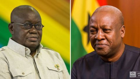 """""""Mahama can't lecture me on economic management, he was abysmal and disastrous throughout his tenure"""" – Prez Akufo Addo"""