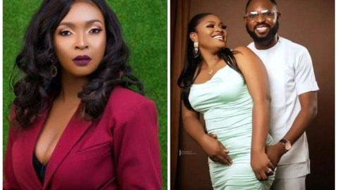 Blessing Okoro Blasts Tega's Husband Over Recent Interview, Says He Don't Owe Anybody Explanation