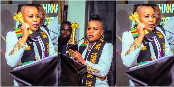Ghanaians don't even recognize me as an artiste – Sherifa Gunu breaks down