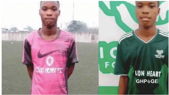 Footballer dies a day he was to fly to Europe to join a new club