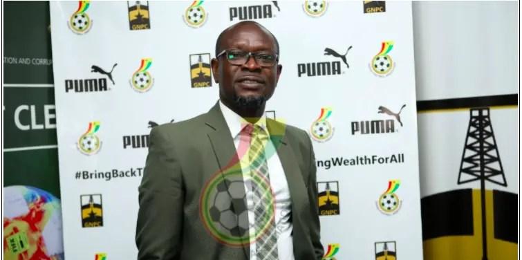 CK Akonnor sacked