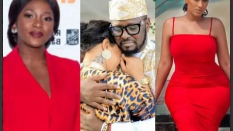 Chioma, Genevieve Nnaji, Juliet Ibrahim Fingered As Celebs Tonto Dikeh's Ex-lover, Prince Kpokogiri Slept With