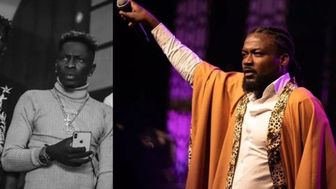 """""""Tell the world the monies you pay for the fake awards you have received"""" – Samini provokes Shatta Wale to a simmering """"beef"""""""