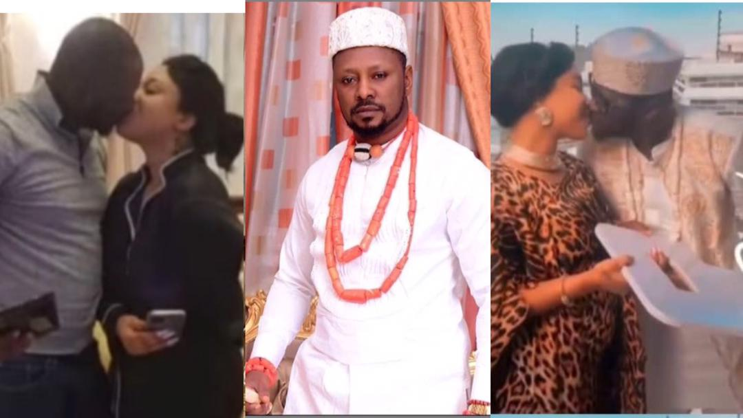 She started cheating from the start of the relationship, dating her was hell – Tonto Dikeh's ex-boyfriend, Prince Kpokpogri speaks after breakup