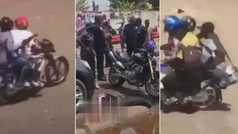 Police arrests bank worker in connection with recent daylight robberies in Accra