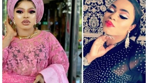 I was broke when I was a man but as soon as I became a woman, I acquired a mansion and cars- Bobrisky finally opens up