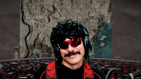Who is Dr Disrespect Merch
